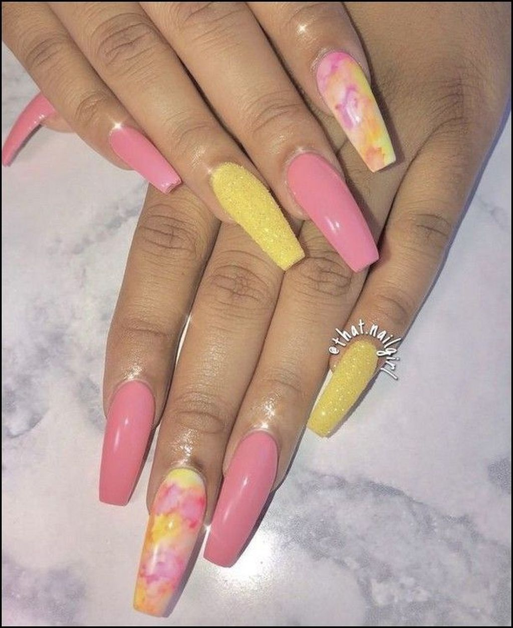 44 Casual Acrylic Nail Art Designs Ideas To Fascinate Your Admirers Coffin Nails Designs Best Acrylic Nails Pretty Acrylic Nails