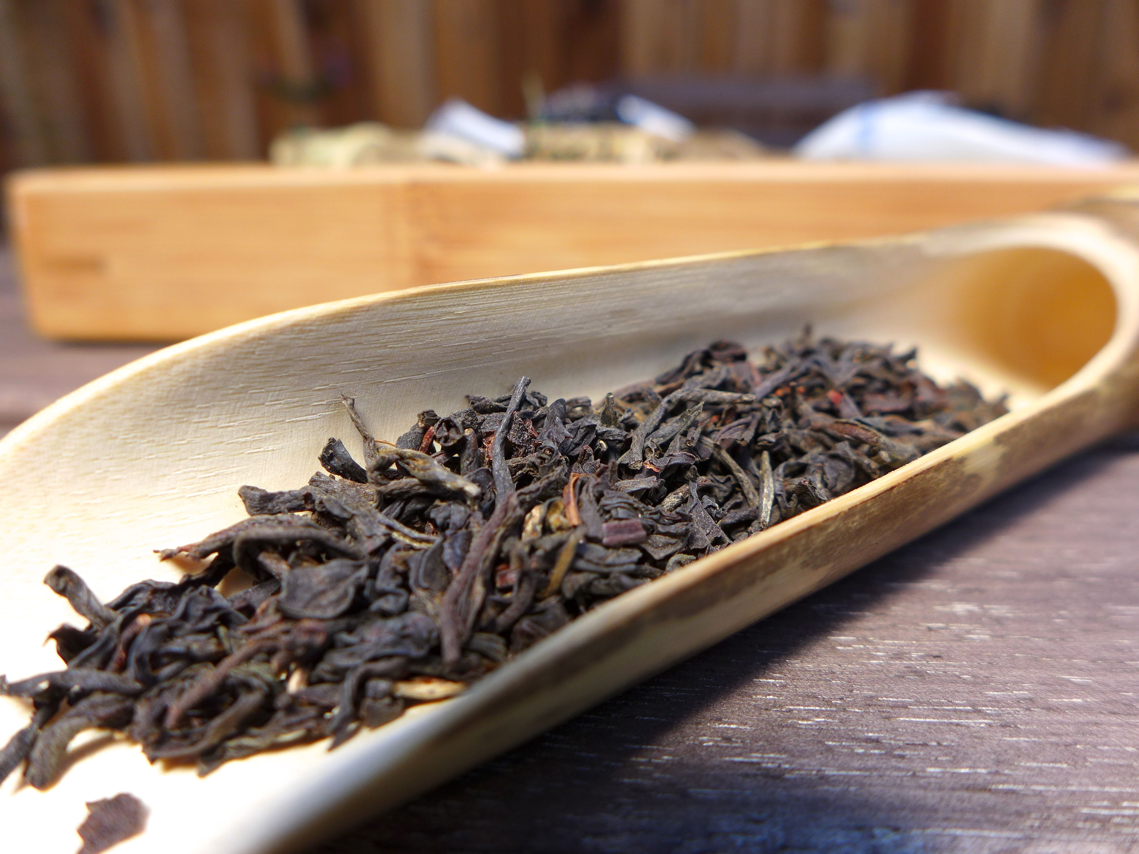 Assam is a black tea named after the region of its