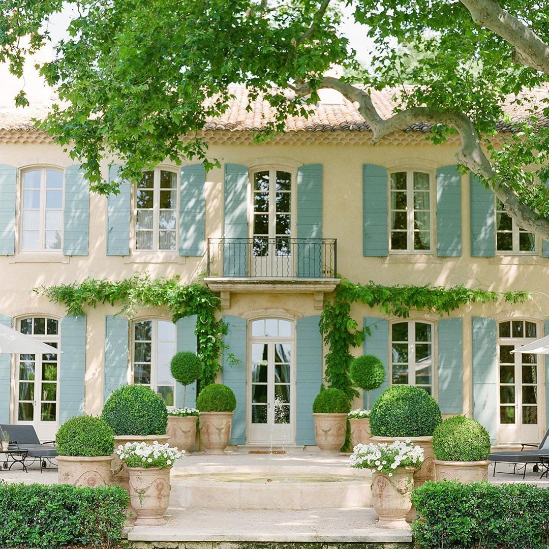 Provence Stone Houses French House House