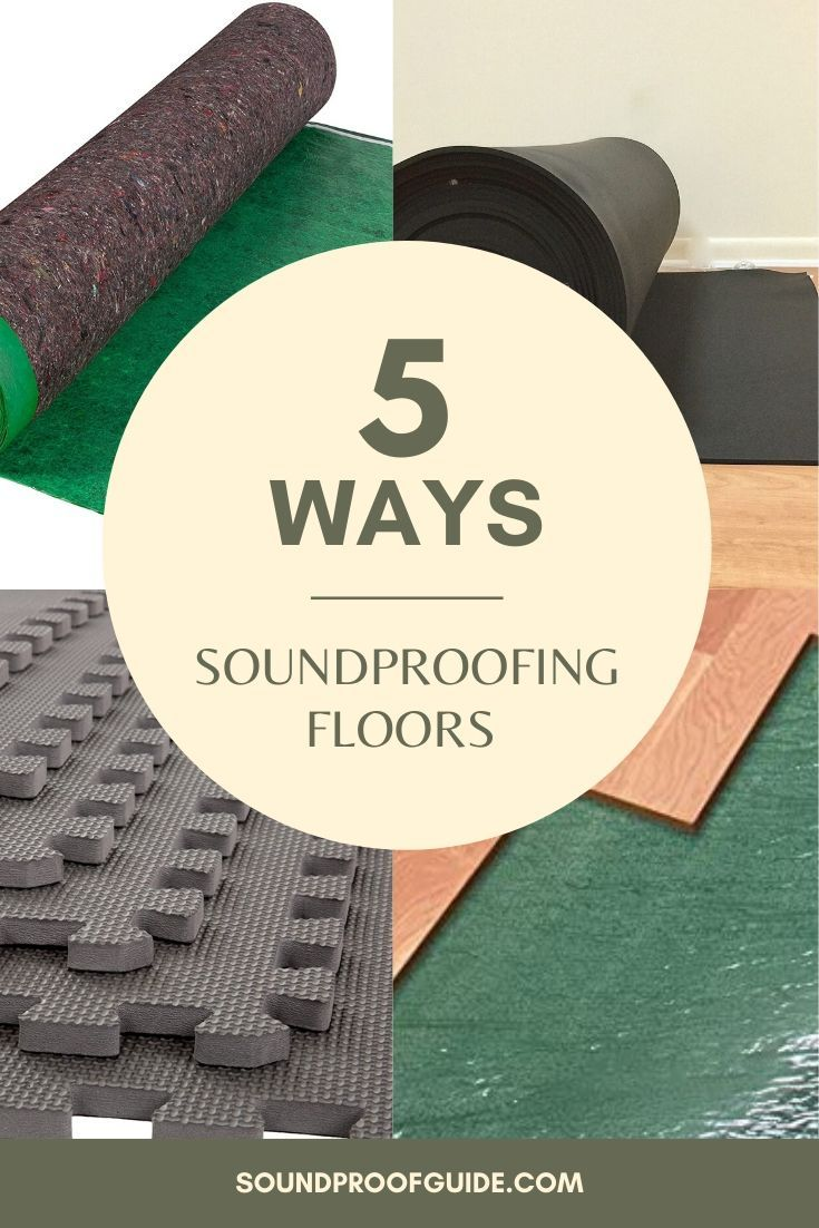 DIY Flooring Ideas to Make Floors Quieter in 2020 | Diy ...