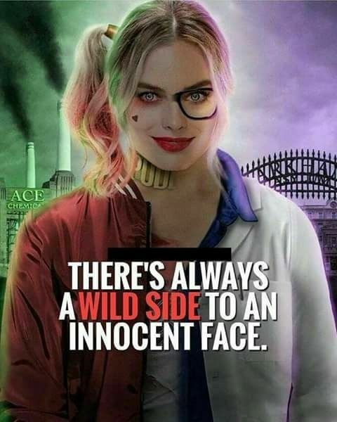 Harley Quinn quotes #harleyquinnquotes