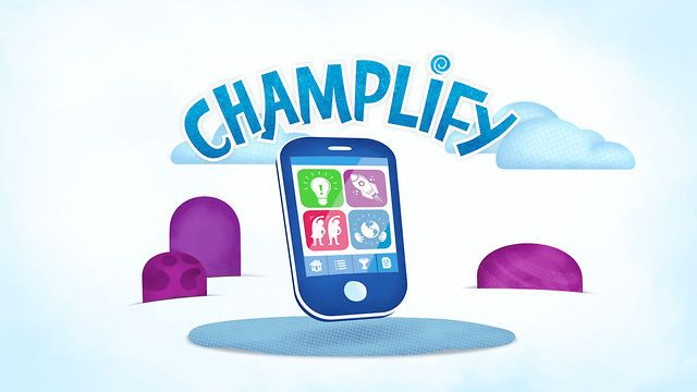 A fun animation for Chobani's new Camplify App! I helped