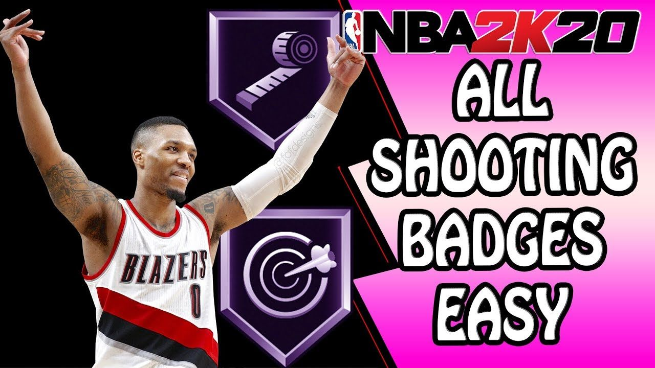 Get All Your Shooting Badges Fast Best Shooting Badge Method In