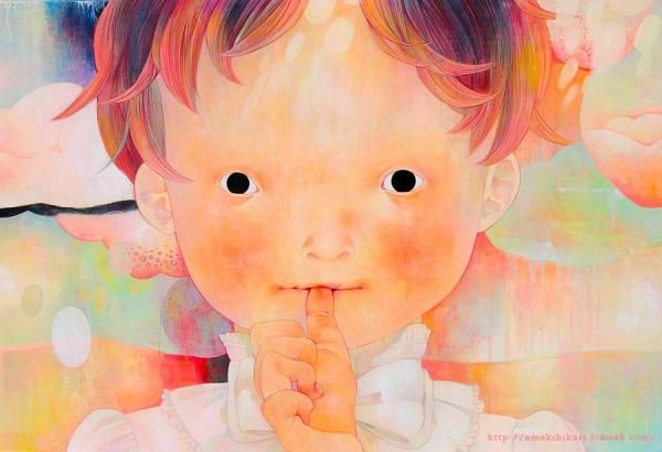 Illustrations by Hikari Shimoda | Cuded