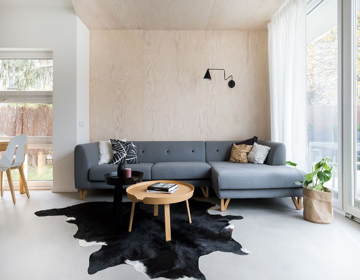 Scandinavian Style Interior With Pink And Blue Accents Sofa Scandinavian Style Scandinavian Style Furniture Scandinavian Style Interior