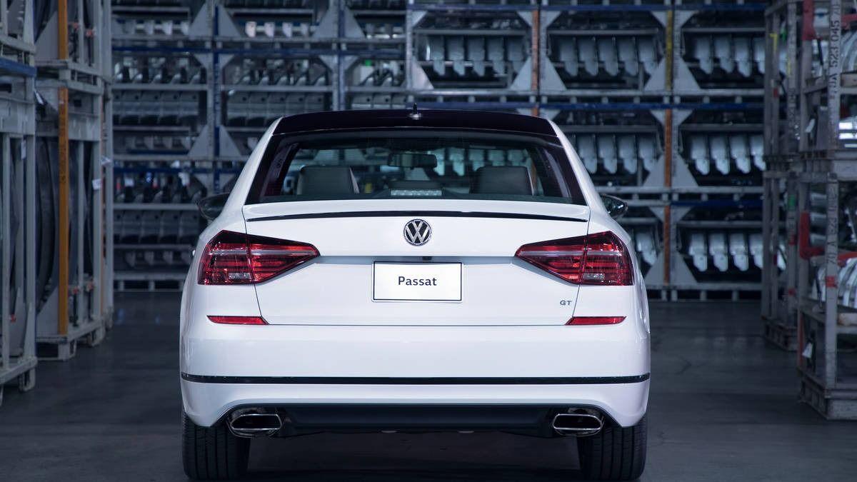 2020 Volkswagen Passat Gt Sports Sedan Vw Passat Volkswagen