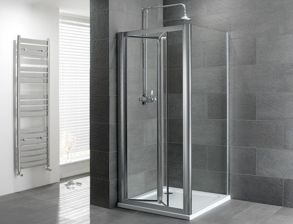 Shower Enclosure With Bi Fold Doors Workformondays Pinterest