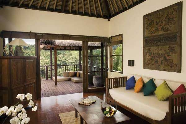 captivating bali style living room designs | bali living room | ... Infinity Pool in Bali Images. Cozy ...