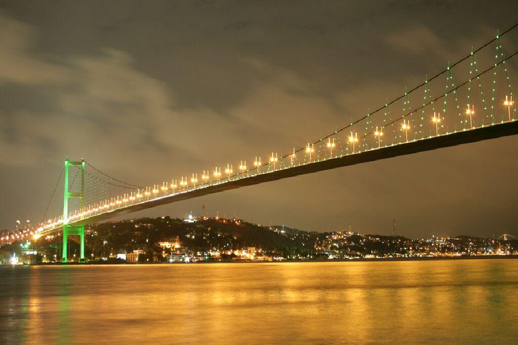 Мост над Босфором в Стамбуле– Tvoygid.com  Шоппинг гид в Стамбуле – Tvoygid.com http://tvoygid.com/
