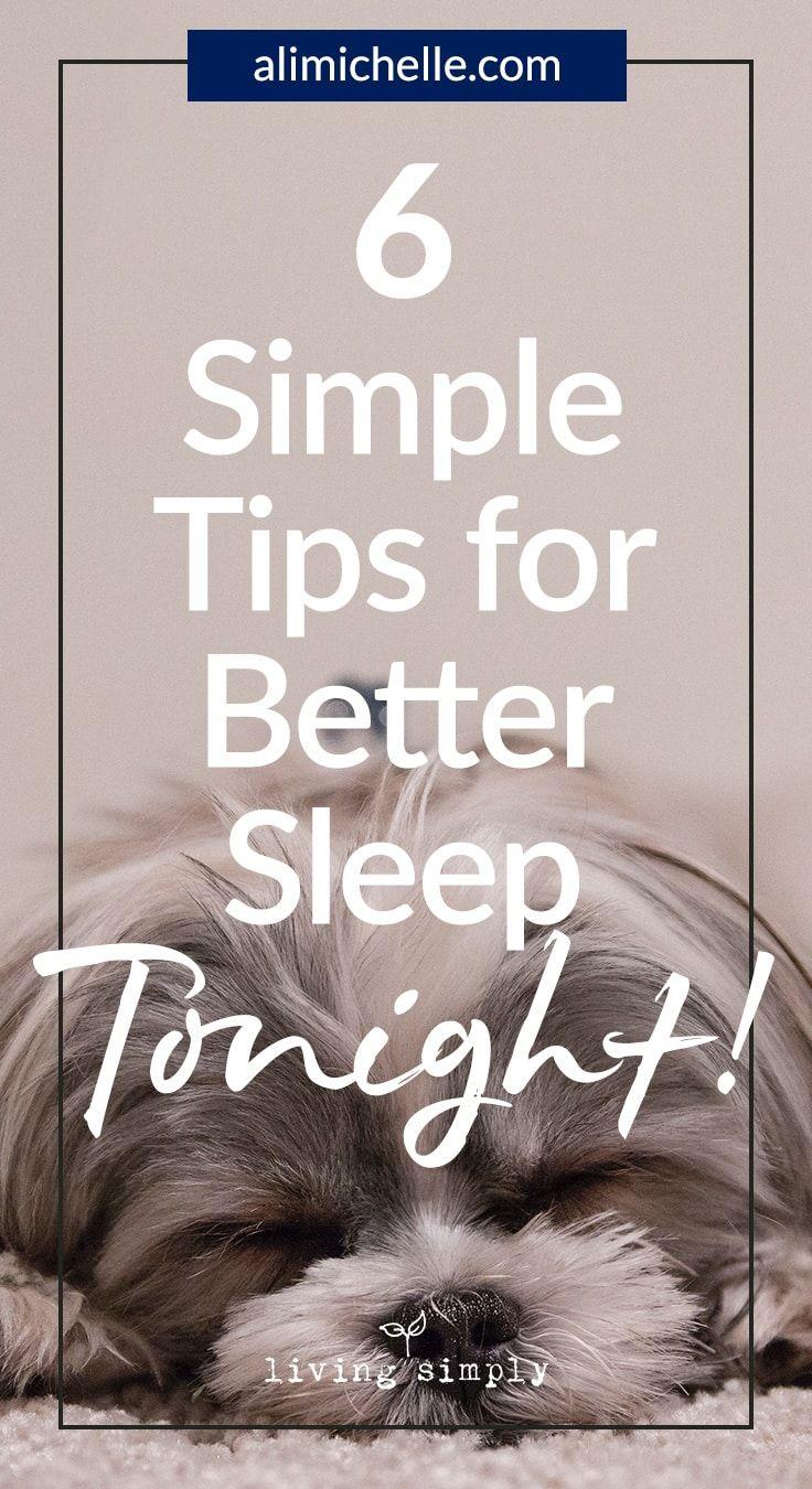 HealthTalk: How to Get a Better Nights Sleep