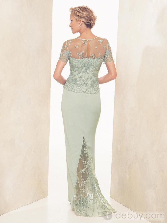 My bride-mother šaty /back/   style   Pinterest
