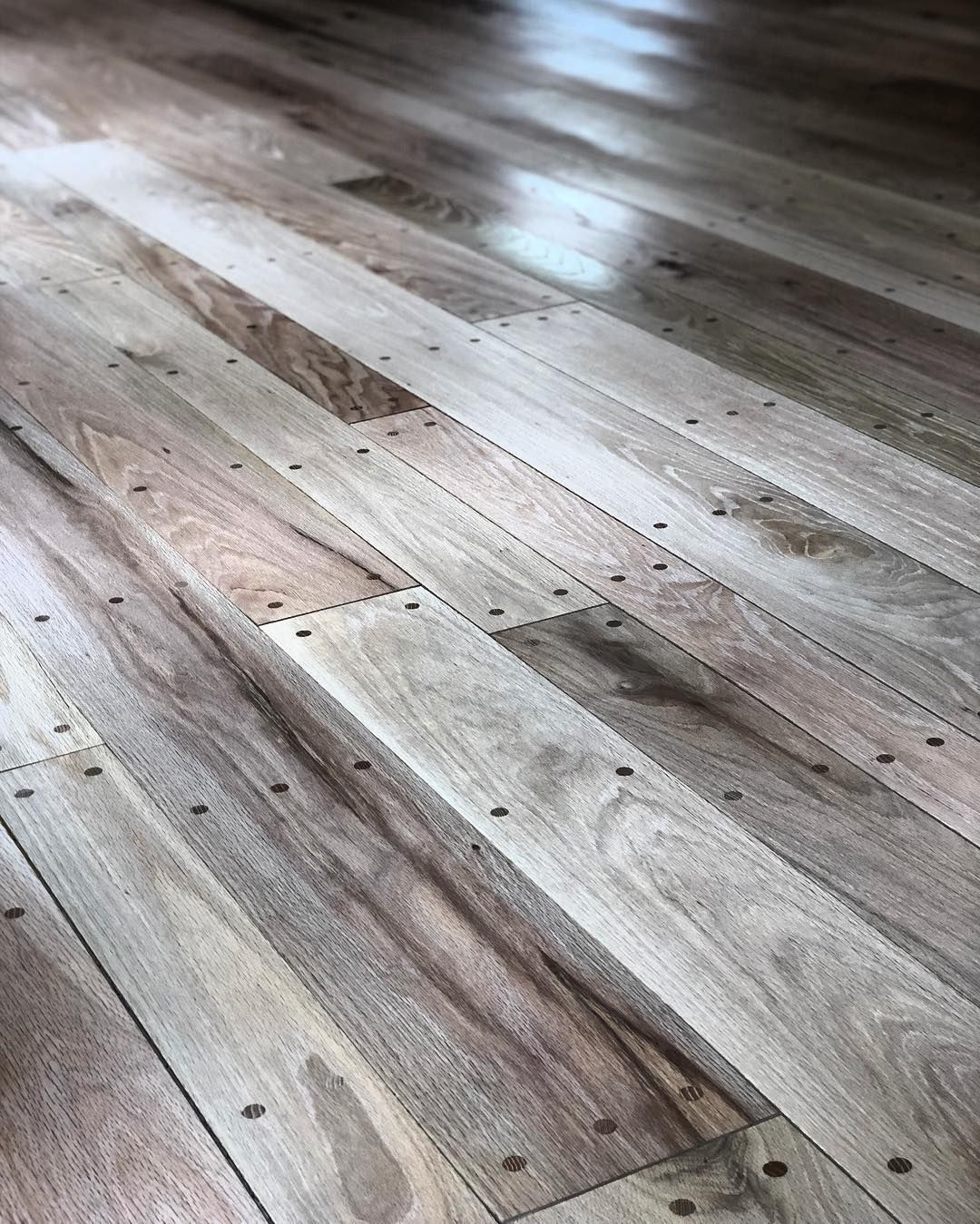 This Floor Is Crafty Like Ice Is Cold Your Finish Is Only As Good As Your Sanding Homeaccents Remodel Flooring Custom Floor Sanding