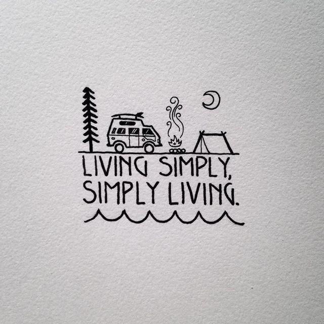 simply living ...