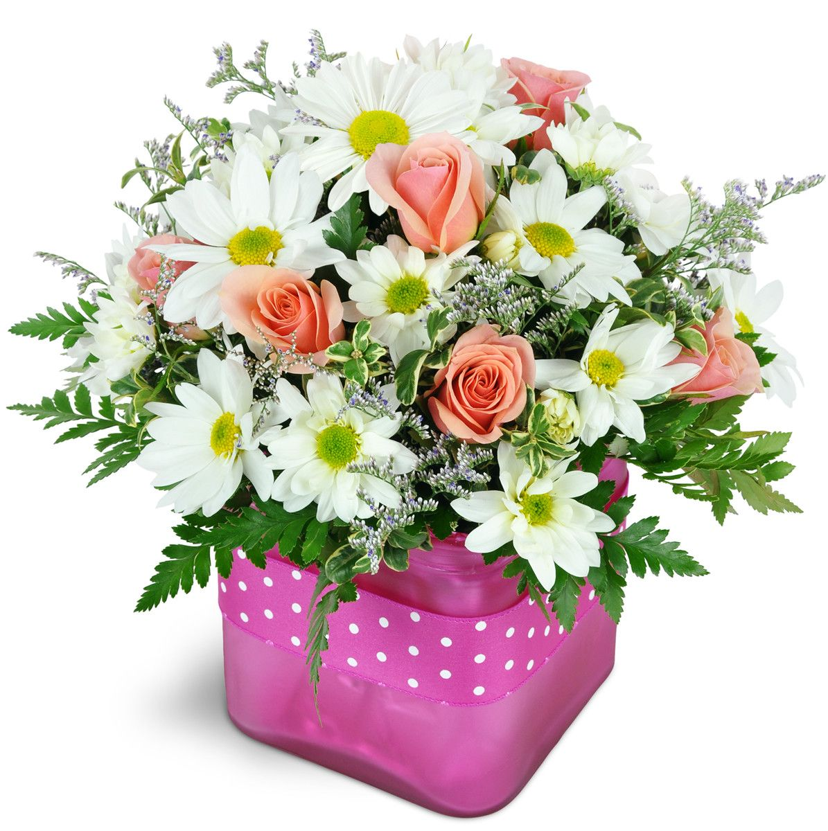 Bubble gum bliss new baby flowers flower delivery