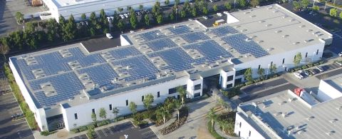 Mitsubishi Electric Solar Installation Energizes U S Headquarters Solar Electric Solar Installation Solar
