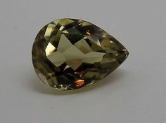 RARE Zultanite® Natural Color-Change Loose Gemstone 4.45 Ct. comes with Certificate of Authenticity 12x9mm Pear Cut #244 We are so pleased to offer this Natural Zultanite® loose gemstone! This listing