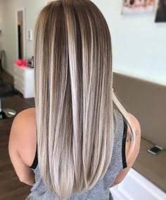 Image Result For Different Types Of Blonde Highlights