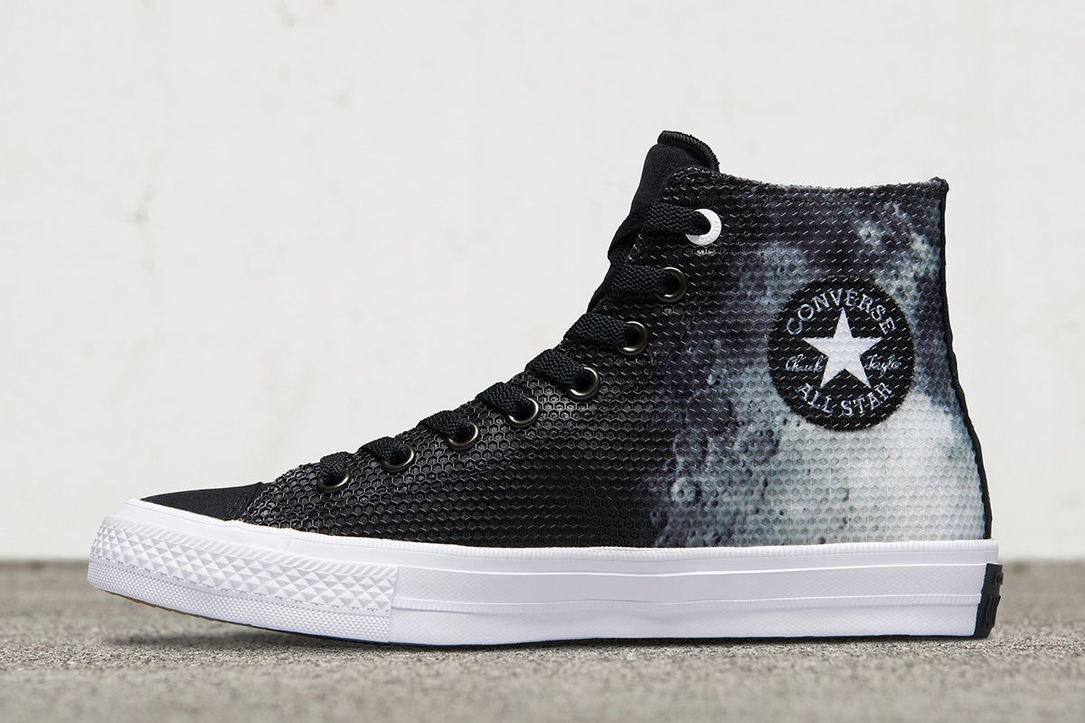 Chuck Taylor All Star II Noir black      KICKS      Converse