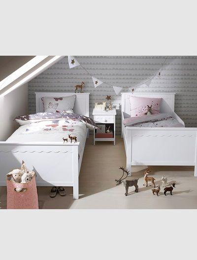 Affordable lit volutif enfant gaufrette blancparme grise - Vertbaudet cuisine en bois ...