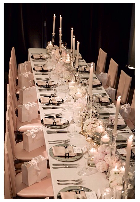 Glam Glam Dinner Party Dinner Party Decorations Dinner Party Table Dinner Party Table Settings