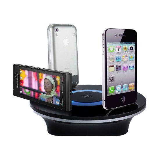 Cargador universal sobremesa para móviles y smartphones