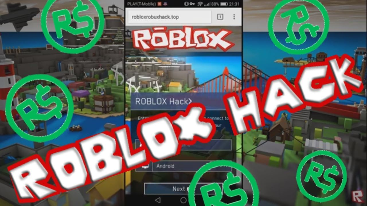 Roblox Robux Hack and Cheats 2018 Generator | General in