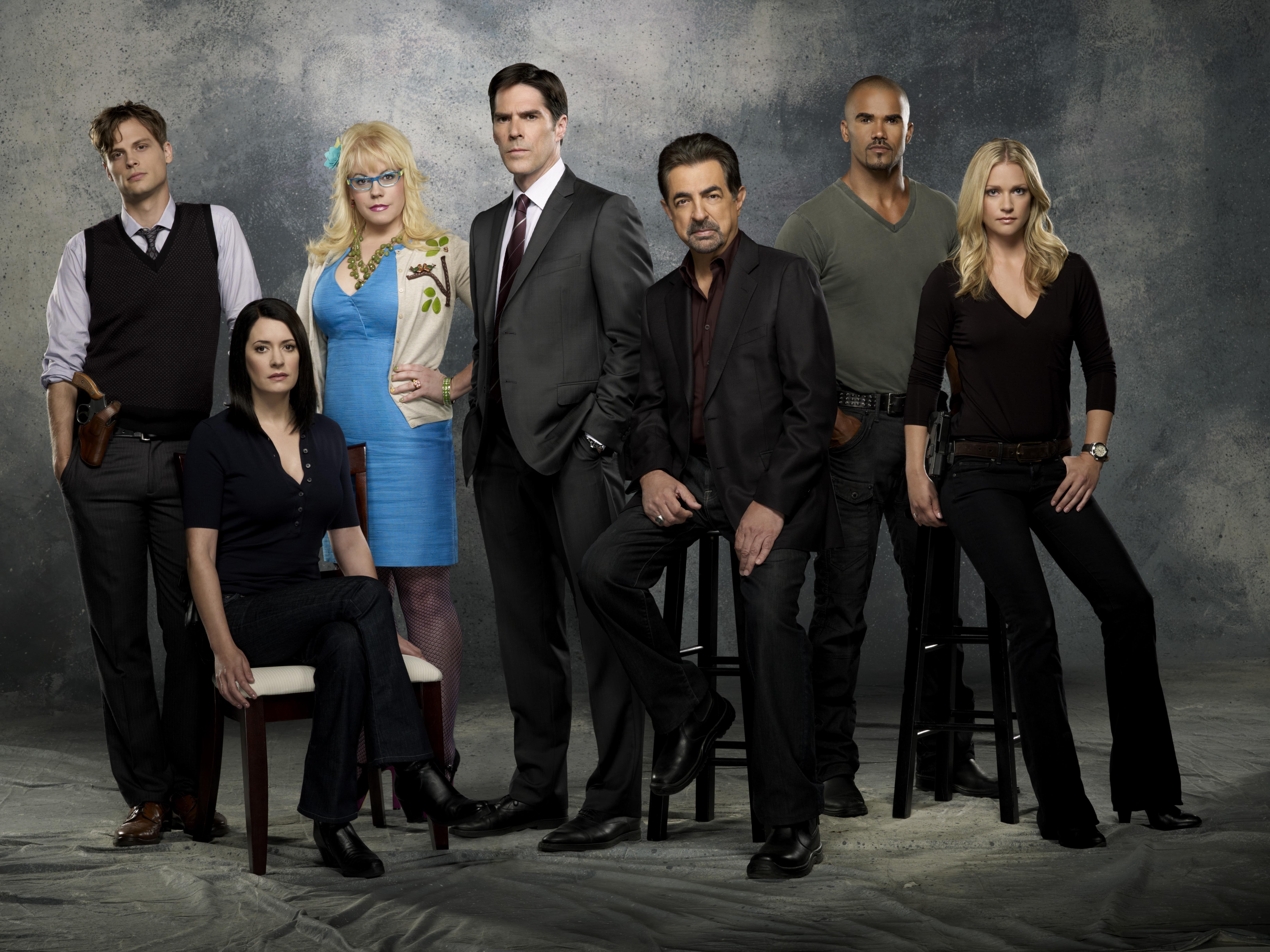 Meet The Cast Of Criminal Minds Especially Matthew Gray Gubler