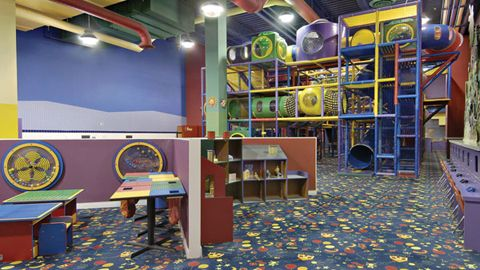 Equipped For Kids Nine Vegas Resorts That Have Child Care Facilities Las Hotelschild