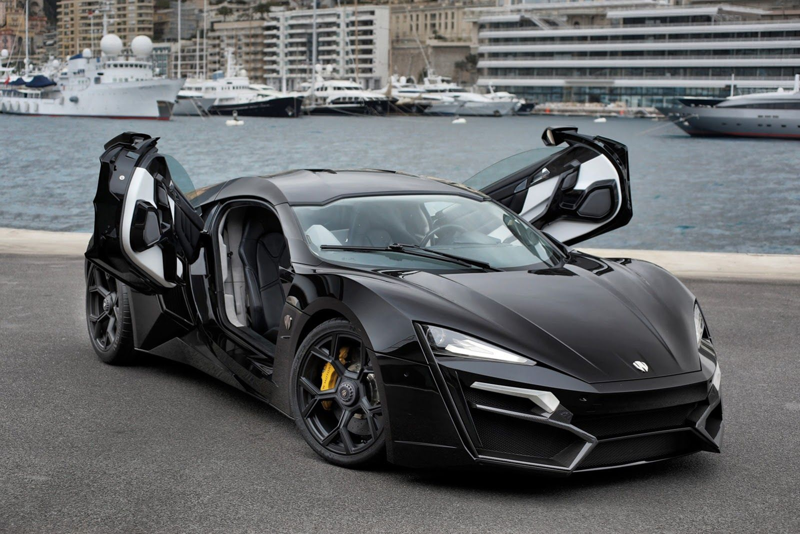 Lykan This Is What A Car That Costs As Much As A Laferrari P1