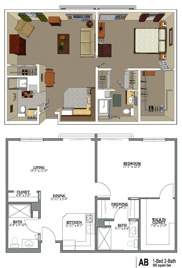 Apartment Floor Plans, Floor Plans, Floor