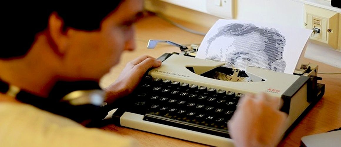 Typewritten_Portraits_BW_Portraits_Of_Literary_Authors_Created_With_A_Typewriter_2014_header