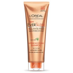 EverSleek Sulfate-Free Smoothing System™ Intense Smoothing Shampoo - Shampoo  Conditioner - LOreal Paris