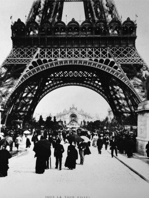 Zo ziet het geheime appartement in de Eiffeltoren eruit