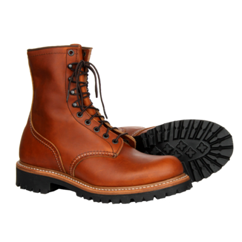 RED WING 899 MADE IN THE USA WORK BOOTS