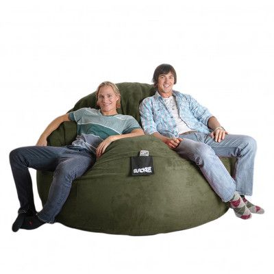 Bean Bag Chair Color Olive Green Size Extra Large