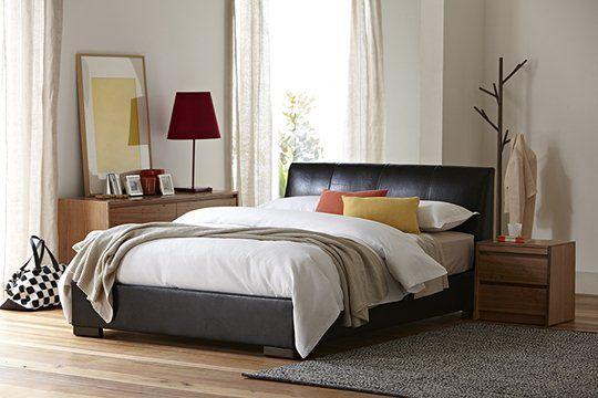 Best Kenton Bed Frame Gas Lift Storage Queen Bed Frame Lift 400 x 300