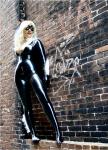 Cosplay Gata Negra - Black Cat