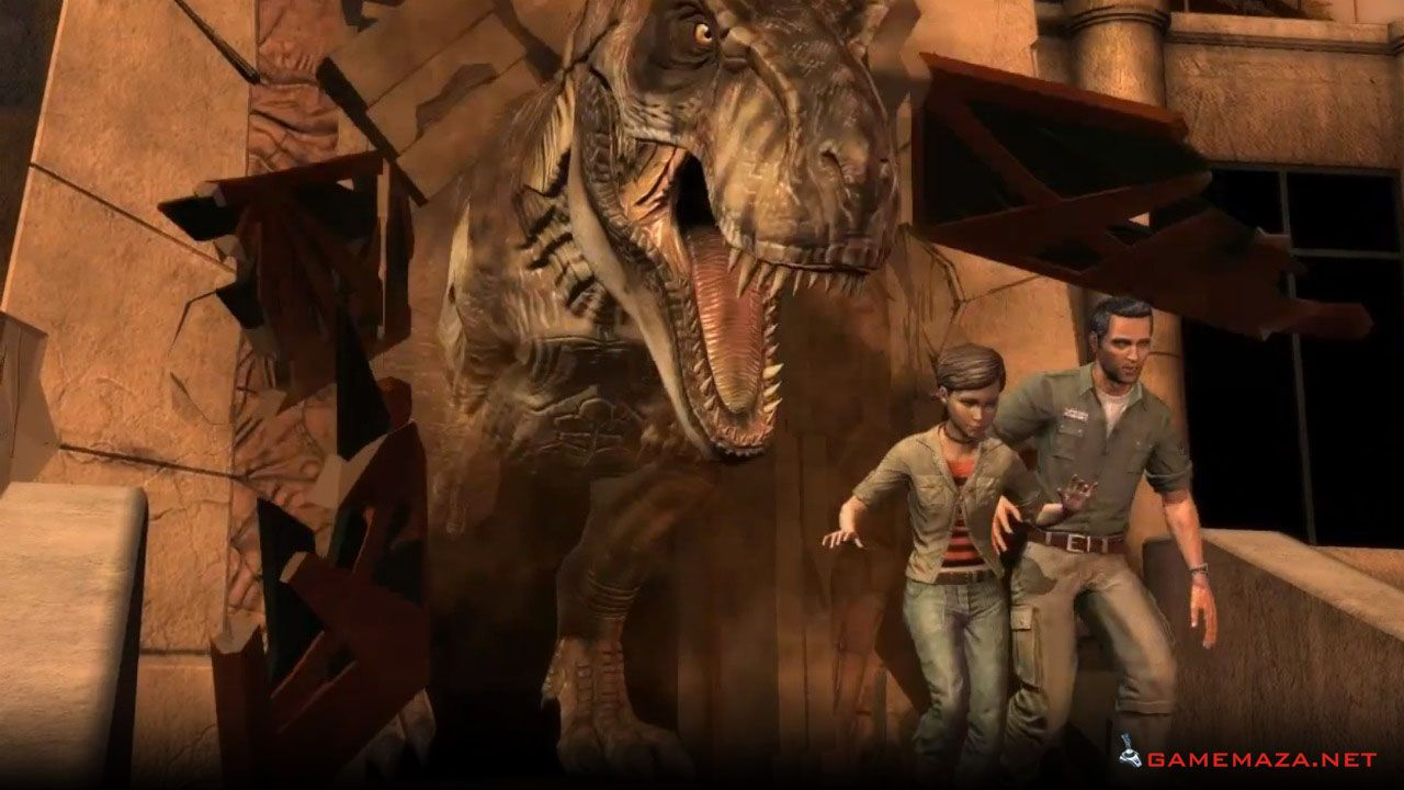 Jurassic Park The Game Free Download Jurassic Park
