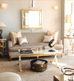 living rooms - X Coffee Table silk champagne beige sofa gilt gold ...