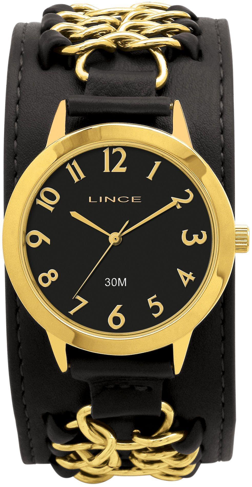 dffc6385dd9 Relógio Lince Feminino Modelo  Lrc4206l P2px Tamanho  Medio Funções -  Analógico Características - Bateria