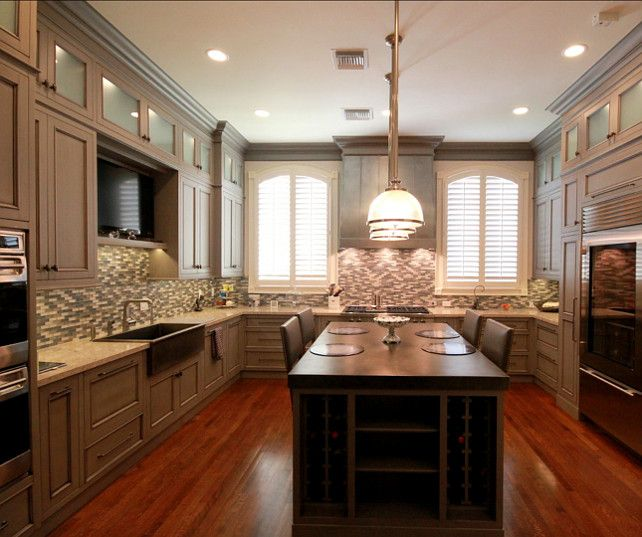 Transitional Kitchen Design Great design ideas for transitional