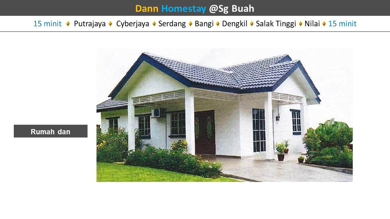 Dann Homestay Bangi Banglo Klia Nilai Kajang Serdang Bandar Baru House Styles Kajang Klia