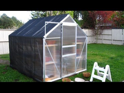 How To Improve Your Harbor Freight Greenhouse In This Video You Ll Learn The Best Modifications Improvements Can Do Make