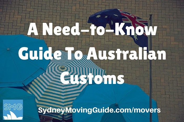Moving to Australia Tips | Expat Life | Living Abroad | Moving Overseas |  A Need-to-Know Guide to Australian Customs: Important Facts about Shipping to Australia