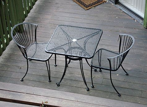 Download Wallpaper Wrought Iron Patio Chairs Cheap
