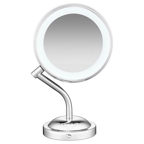 Conair Led Lighted Mirror Target Led Mirror Mirror With