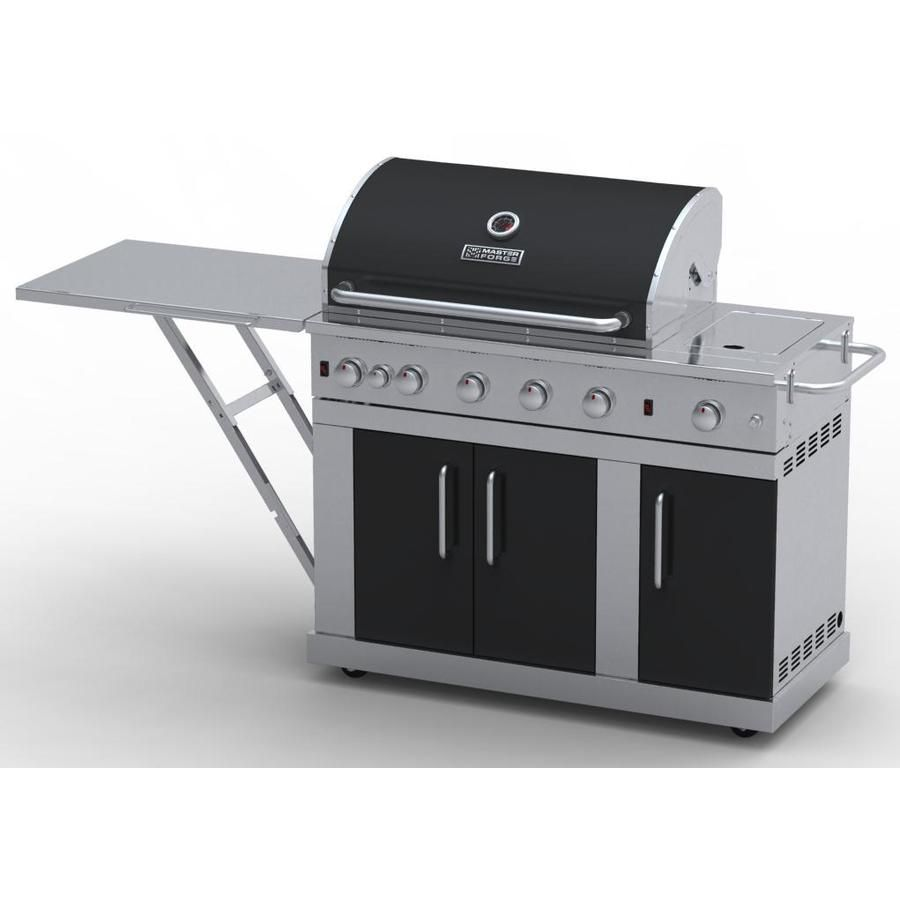 master forge 5 burner liquid and natural gas grill stuff to buy