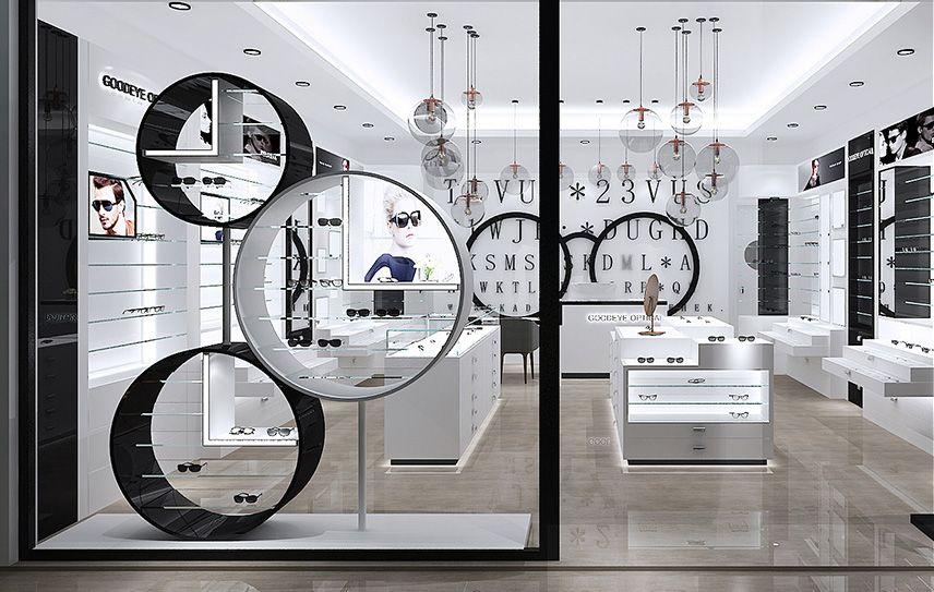 Optical Window Display Ideas In 2020 Store Design Interior Optical Shop Shop Interior Design