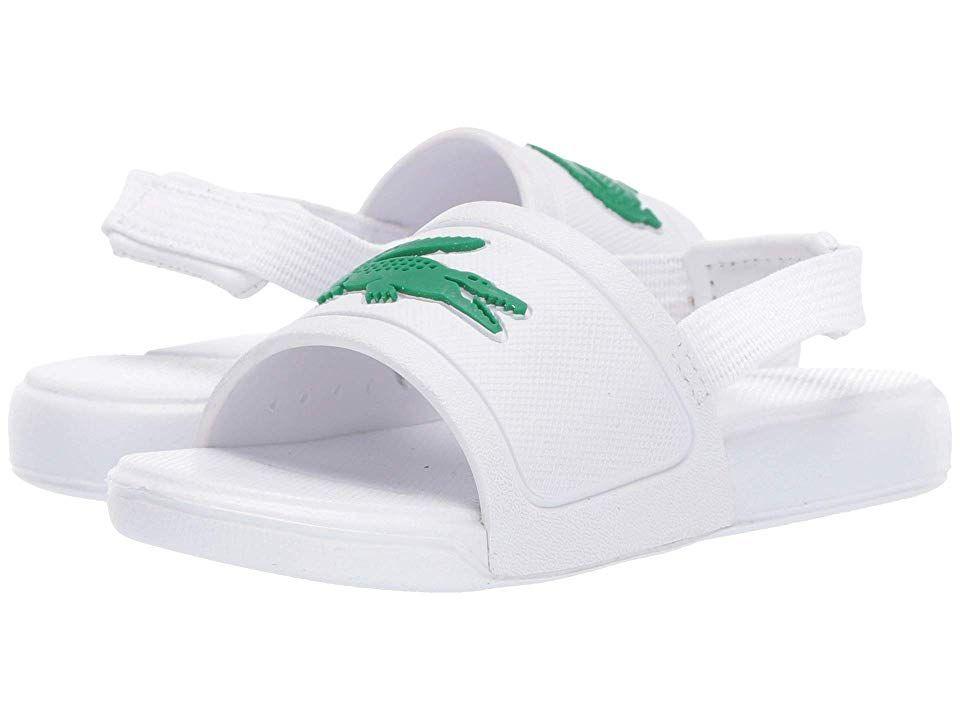 Lacoste Kids L.30 Slide Sandal