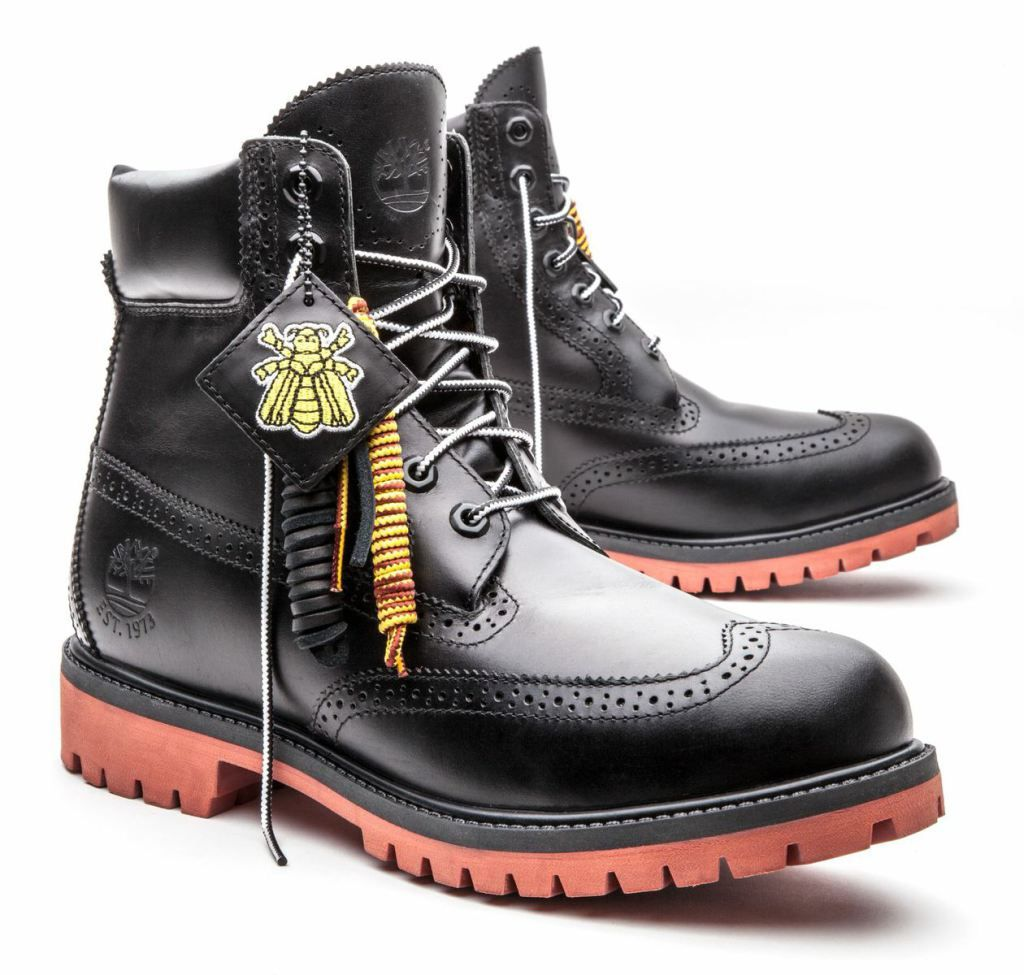 Bee Line for Billionaire Boys Club x Timberland 6 Inch Brogues